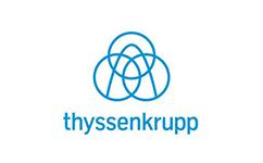 Partner | thyssenkrupp Logo